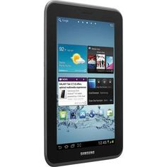 "Buy Dealz ::$169.99 - Samsung 7"" Galaxy Tab 2 1Ghz Dual-Core Android 4.0 Tablet - Titanium Silver (GT-P3113TSYXAR)"