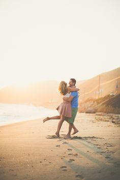 Jen-and-Brian-engagement photo // Lemon Drop Love
