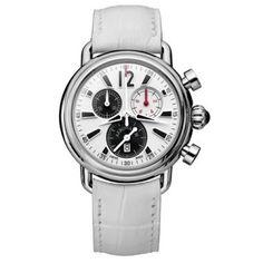 Relojes Blancos   Reloj Mujer Cronografo Blanco Aerolady Sport Aerowatch  http://www.tutunca.es/reloj-mujer-cronografo-blanco-aerolady-sport-aerowatch
