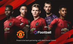 Konami has announced a partnership between eFootball PES and Manchester United, with video and pictures to celebrate the agreement. Manchester United Wallpaper, Manchester United Team, Pro Evolution Soccer, Paul Pogba, Old Trafford, David Beckham, Pes Konami, Football Anglais, Evolution Soccer