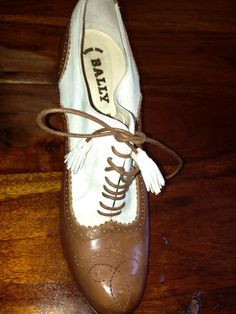 Bought the shoe in 2007 at Bally in Dusseldorf