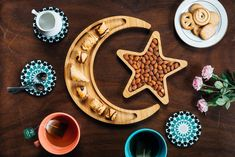 Star and Moon Trays are here and cuter than ever! #DaysOfEid