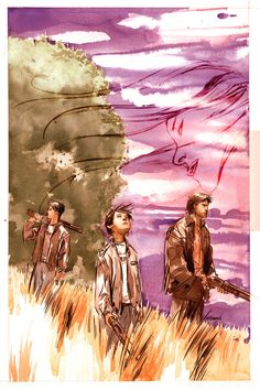 Supernatural rising son cover5 by Dustin Nguyen