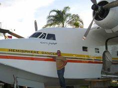 "Jimmy Buffet's Albatross ""Hemisphere Dancer"""