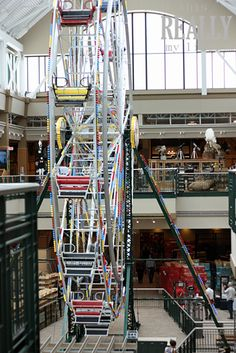 Scheels Utah Ferris Wheel - Sounds like I need to check out the new Scheels store.