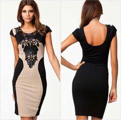 http://www.e1promdress.com/pd--p-689275-a-0-ex-0-pn-Sexy-Prom-Dresses-Bandage-dresses-women-sexy-package-hip-nightclub-Slim-o-neck-short-sleeve-lace-dress-Plus-Size-vestidos-casual-Discou.html