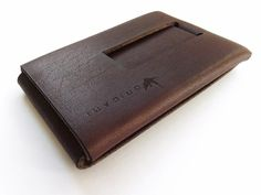 Origami   Indiegogo Most durable, minimalist origami wallet from a single piece of leather