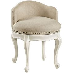 SmartStuff Furniture Bellamy Swivel Vanity Seat U0026 Reviews | Wayfair