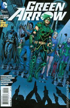 Green Arrow (2011 4th Series) 40