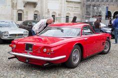 c.1960 MASERATI 5000 GT - coachwork by Carrozzeria Allemano of Turin.