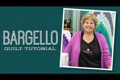 Make a Bargello Quilt with Jenny!