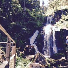 Wasserfälle von Triberg #BlackForrest