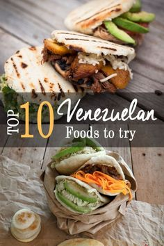 The Best of Venezuelan Food: Top 10 best dishes, drinks and dessertsYou can find Latin food and more on our website.The Best of Venezuelan Food: Top 10 best dishes. Latin American Food, Latin Food, American Country, Top 10 American Foods, Empanadas, Tostadas, Venezuelan Food, Venezuelan Recipes, Cuban Recipes