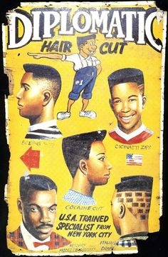 The Hair Hall of Fame: Diplomatic Hair Cut