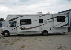 2010 Sunseeker by Forest River for sale by owner on RV Registry http://www.rvregistry.com/used-rv/1010830.htm