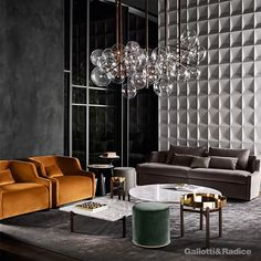 Modern living room ideas to refresh your mind Living Room Modern, Living Room Interior, Living Room Furniture, Living Room Designs, Living Room Decor, Living Spaces, Contemporary Interior, Luxury Interior, Luxury Furniture