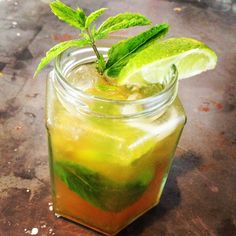 Apple mock-jito is beginning to rival the coco-rita as our best-selling mocktail