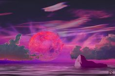 Sunrise on Gliese 581c (Karen Wehrstein)