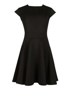 TEZZ - Skater dress - Black | Womens | Ted Baker FR