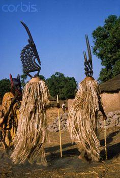 Chiwara   Bambara religion   Britannica.com