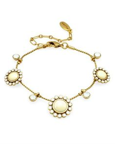 Lovely bracelet by Pilgrim, Danish Design, Gems, Crystals, Elegant, Bracelets, Jewelry, Classy, Jewlery