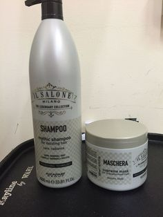 Alfaparf Milano IL Salone Mythic Shampoo (1000ml) and Supreme Mask (500ml) ** You can get more details by clicking on the image.