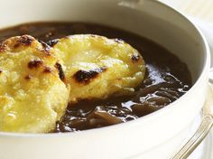 """French Onion Soup"" from Cookstr.com #cookstr"