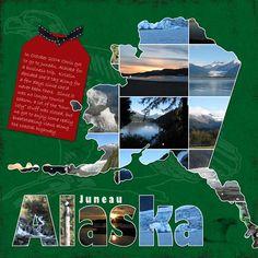 scrapbooking alaska | Scrapbook-Bytes | Digital Scrapbooking Forum