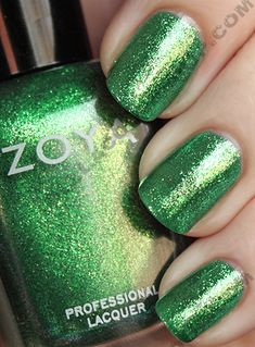 Ivanka by Zoya - swatch sparkle summer 2010 Zoya Sparkle Collection Swatches & Review