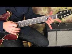 Heart - Crazy on You - How to Play on Electric Guitar - The Main Riff - YouTube