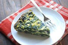 Spinach Feta Pie Recipe | Healthy Recipes