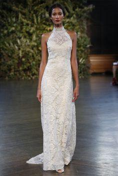 Claire Pettibone Bridal Fall 2015 featured on WWD   Photo: John Aquino