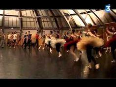 Raymonda Rehearsal - Paris Opera Ballet