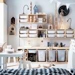 Ikea, Storage Ideas for Kids