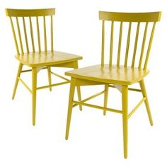 Threshold™ Windsor Dining Chair - Set of 2 : Target Mobile