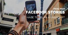 Tarde o temprano era de esperar que el gigante azul, comenzara a integrar a la red social el último grito multimedia de videos cortos: Facebook Stories