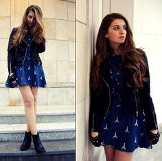 Sheinside Dress - Know That I Cant Get Over You  - Sylwia K