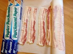how to freeze bacon Cool Kitchen Gadgets, Kitchen Hacks, Cool Kitchens, Batch Cooking, Cooking Tips, Cooking Recipes, Bacon, Baking Secrets, Dump Dinners