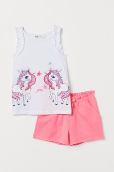 Girls Summer Outfits, Little Girl Outfits, Cute Outfits For Kids, Little Girl Fashion, Toddler Girl Outfits, Kids Fashion, Toddler Girls Clothes, Jojo Fashion, Kid Outfits