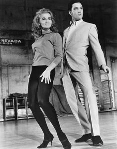 "Ann-Margret and Elvis Presley, ""Viva Las Vegas"" 1964 File Reference # 31202 Stock Photo Vintage Hollywood, Classic Hollywood, Ann Margret Photos, Las Vegas Photos, Photo Vintage, Elvis Presley Photos, My Idol, Movie Stars, Actors & Actresses"