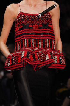 Armani Privé at Couture Spring 2013 (Details)