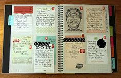 I love this idea for using those SMASH book journaling pages :).