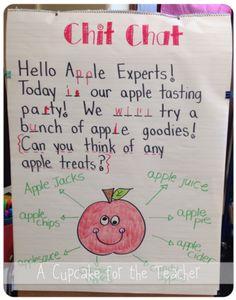 A Cupcake for the Teacher: A Delicious Recap! {Apple Week}