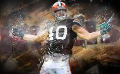 Peyton.Hillis.Cleveland.Browns.Wallpaper by 31ANDONLY