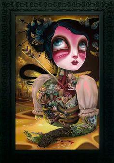 Glasshouse Girls Make Good Warriors by Jennybird Alcantara