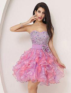 Vestidos de lentejuelas   Lindos vestidos de moda para fiesta