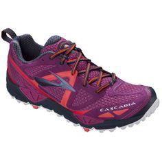 New Brooks Cascadia 9. Women (Trail Running)