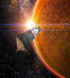 MAVEN: Marvelous Martian