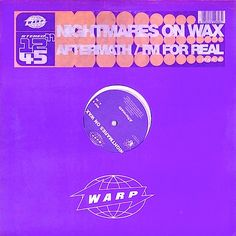 [1990] Nightmares On Wax ‎- I'm For Real >> https://youtu.be/muDt7rxMwO8