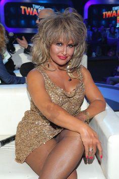 Kasia Skrzynecka - Odchudzona Kasia Skrzynecka jako Tina Turner. Podobna? - Zdjęcia - Pomponik.pl